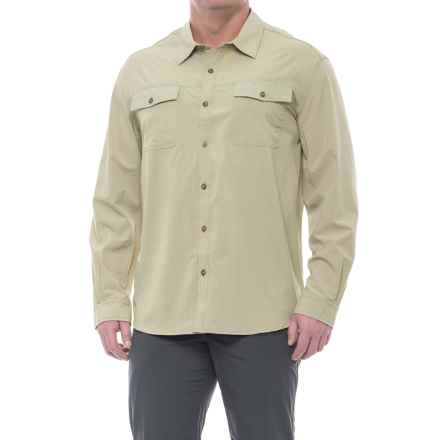 Royal Robbins Diablo Shirt - UPF 50+, Long Sleeve (For Men) in Desert - Closeouts