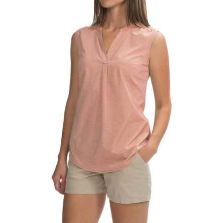 Royal Robbins Diablo Tank Top (For Women) in Dusty Coral - Closeouts