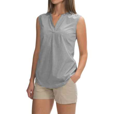 Royal Robbins Diablo Tank Top (For Women) in Jet Black - Closeouts