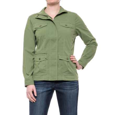 Royal Robbins Discovery Jacket - UPF 50+ (For Women) in Aloe - Closeouts