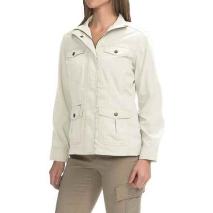 Royal Robbins Discovery Jacket - UPF 50+ (For Women) in Quartz - Closeouts