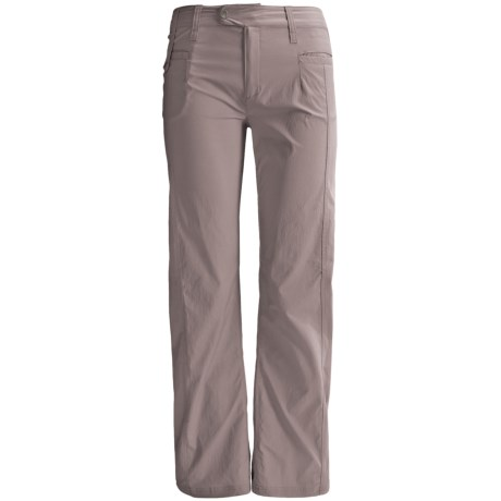 Royal Robbins Discovery Pants - UPF 50+, Stretch Nylon (For Women) in Taupe