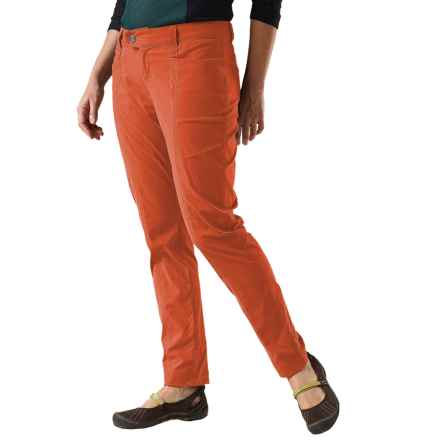 Royal Robbins Discovery Pencil Pants - UPF 50+ (For Women) in Dusty Coral - Closeouts