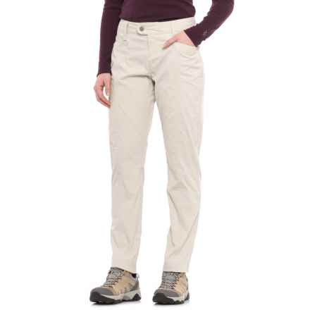 Royal Robbins Discovery Pencil Pants - UPF 50+ (For Women) in Soapstone - Closeouts
