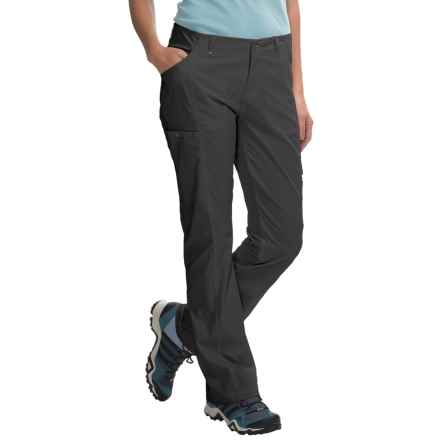 Royal Robbins Discovery Roll-Up Pants - UPF 50+ (For Women) in Jet Black - Closeouts