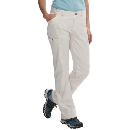 Royal Robbins Discovery Roll-Up Pants - UPF 50+ (For Women) in Quartz - Closeouts