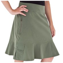 Royal Robbins Discovery Skirt (For Women) in Canopy - Closeouts