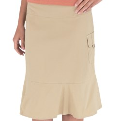 Royal Robbins Discovery Skirt (For Women) in Light Taupe
