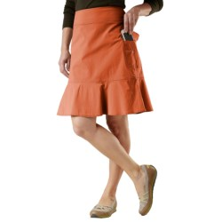 Royal Robbins Discovery Skirt (For Women) in Dusty Coral