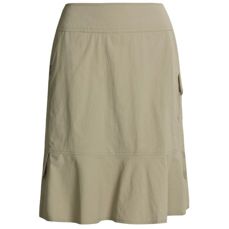 Royal Robbins Discovery Skirt (For Women) in Khaki