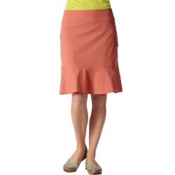 Royal Robbins Discovery Skirt (For Women) in Persimmon
