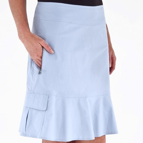 Royal Robbins Discovery Skirt (For Women) in Pool