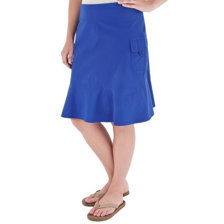 Royal Robbins Discovery Skirt (For Women) in Royal Blue