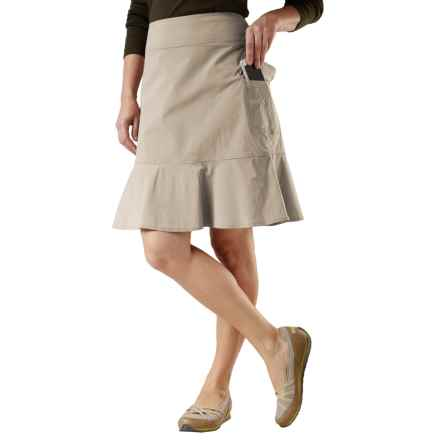 Royal Robbins Discovery Skirt (For Women) in Sandstone - Closeouts