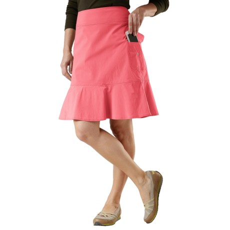 Royal Robbins Discovery Skirt (For Women) in Wild Rose
