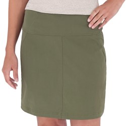 Royal Robbins Discovery Skort - UPF 50+, Stretch Nylon (For Women) in Dark Aloe
