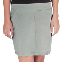 Royal Robbins Discovery Skort - UPF 50+, Stretch Nylon (For Women) in Light Pewter - Closeouts
