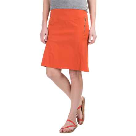 Royal Robbins Discovery Strider Skirt - UPF 50+ (For Women) in Dusty Coral - Closeouts