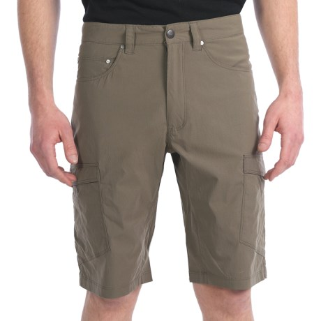 Royal Robbins Eclipse Hauler Shorts - UPF 50+ (For Men) in Everglade