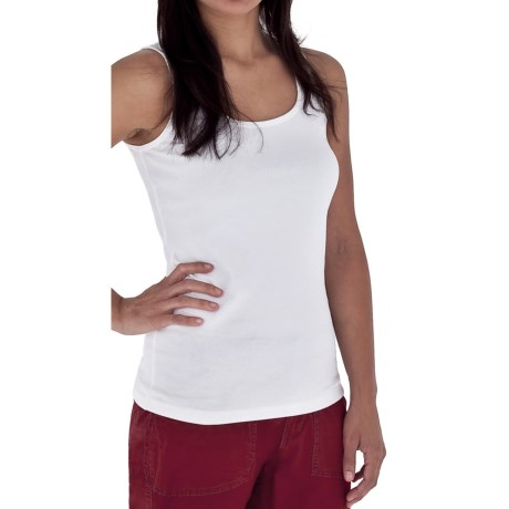 Royal Robbins Endeavor Layer Tank Top - UPF 30+ (For Women) in White