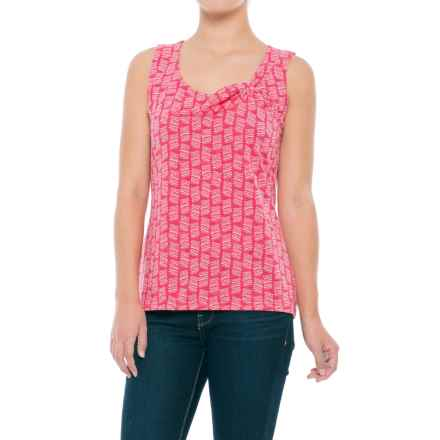 Royal Robbins Essential Dash Tank Top - UPF 50+, TENCEL® Blend (For Women) in Punch - Closeouts