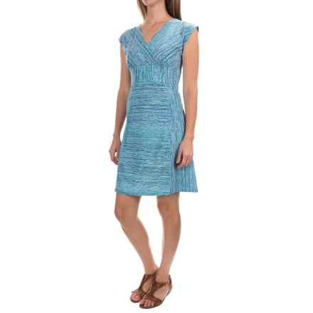 Royal Robbins Essential Rio Dress - Sleeveless (For Women) in Light Lapis - Closeouts