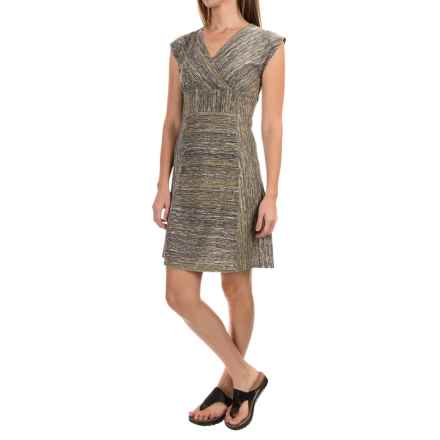 Royal Robbins Essential Rio Dress - Sleeveless (For Women) in Taupe - Closeouts