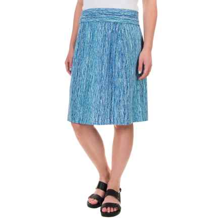 Royal Robbins Essential Rio Skirt - UPF 50+ (For Women) in Light Lapis - Closeouts