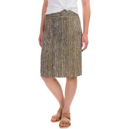 Royal Robbins Essential Rio Skirt - UPF 50+ (For Women) in Taupe - Closeouts