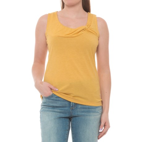 Royal Robbins Essential TENCEL® Tank Top (For Women) in Ochre