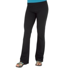 Royal Robbins Essential Traveler Pants - UPF 50+ (For Women) in Jet Black - Closeouts