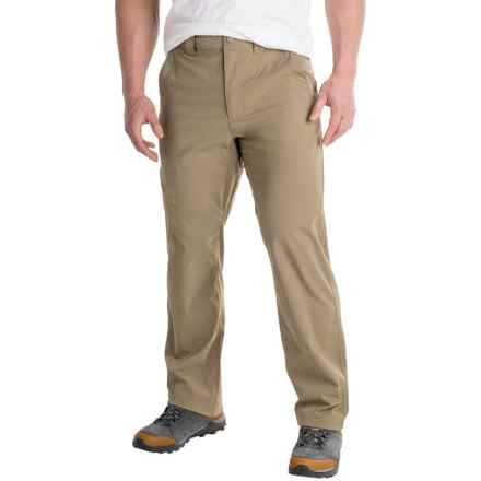 Royal Robbins Everyday Traveler Pants - UPF 50+ (For Men) in Burro - Closeouts