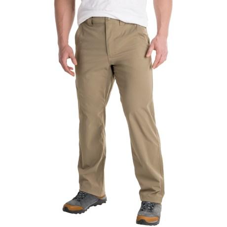 Royal Robbins Everyday Traveler Pants - UPF 50+ (For Men) in Burro