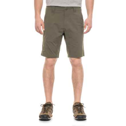 Royal Robbins Everyday Traveler Shorts - UPF 50+ (For Men) in Loden - Closeouts