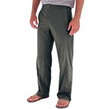 Royal Robbins Evolve Pants - UPF 50+, Stretch Nylon (For Men) in Charcoal - Closeouts
