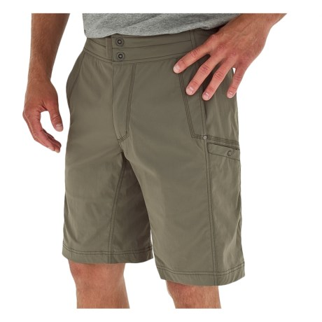 Royal Robbins Evolve Shorts - UPF 50+, Stretch Nylon (For Men) in Everglade