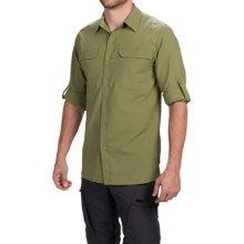 Royal Robbins Excursion Shirt - UPF 25+, Long Sleeve (For Men) in Light Moss - Closeouts