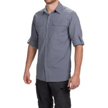 Royal Robbins Excursion Shirt - UPF 25+, Long Sleeve (For Men) in Shadow Blue - Closeouts