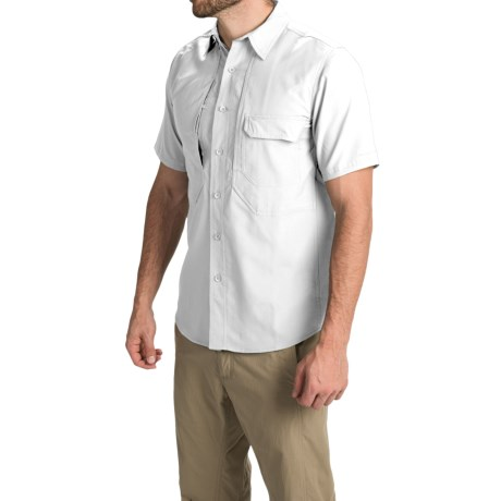 Royal Robbins Excursion Stretch Shirt UPF 25+, Short Sleeve (For Men)