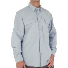 Royal Robbins Expedition Light Shirt - UPF 50+, Long Sleeve (For Men) in Arctic Blue - Closeouts