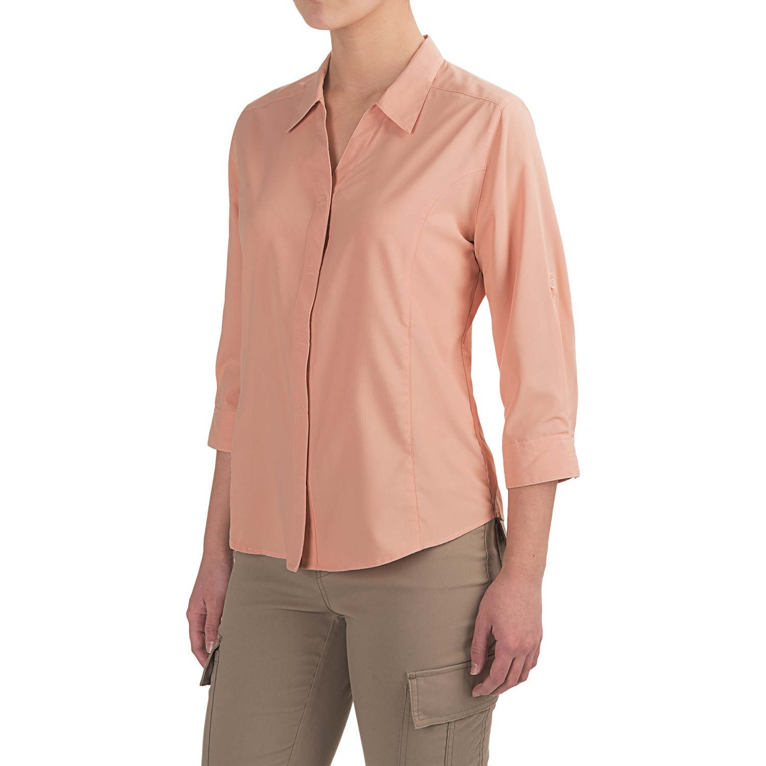 Royal robbins expedition shirt for women save 30 for Royal robbins expedition shirt 3 4 sleeve women s