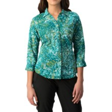 Women 39 s shirts tops average savings of 55 at sierra for Royal robbins expedition shirt 3 4 sleeve women s