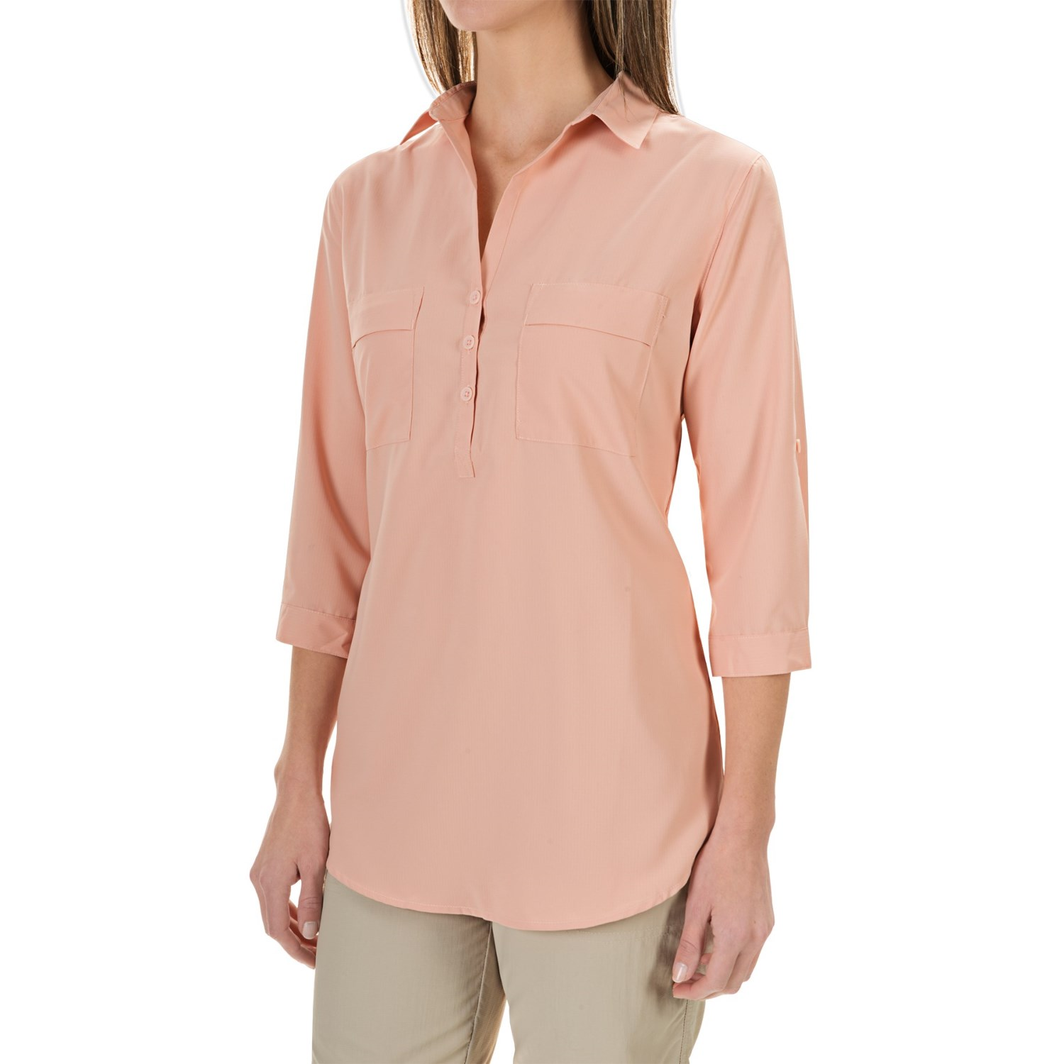 Royal robbins expedition stretch shirt for women save 57 for Royal robbins expedition shirt 3 4 sleeve women s