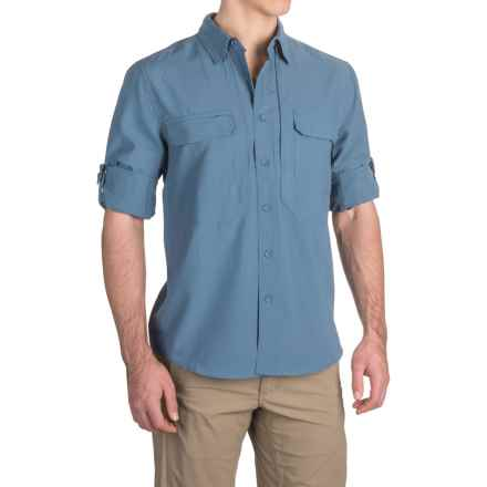 Royal Robbins Expedition Stretch Shirt - UPF 50+, Long Sleeve (For Men) in Ink - Closeouts