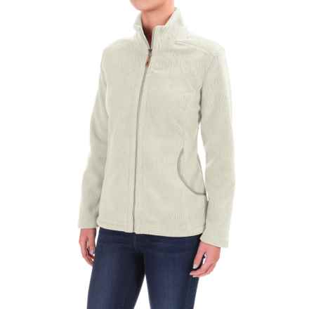Royal Robbins Fallen Leaves Fleece Jacket (For Women) in Soapstone - Closeouts