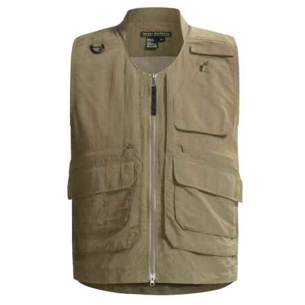 Royal Robbins Field Guide Vest (For Men) in Khaki - Closeouts