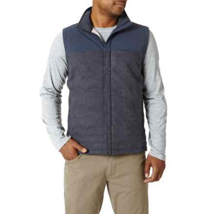 Royal Robbins Field Vest - Insulated (For Men) in Navy - Closeouts