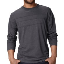 Royal Robbins Flynn T-Shirt - Long Sleeve (For Men) in Charcoal - Closeouts