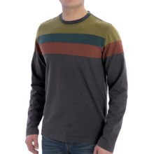 Royal Robbins Flynn T-Shirt - Long Sleeve (For Men) in Multi - Closeouts