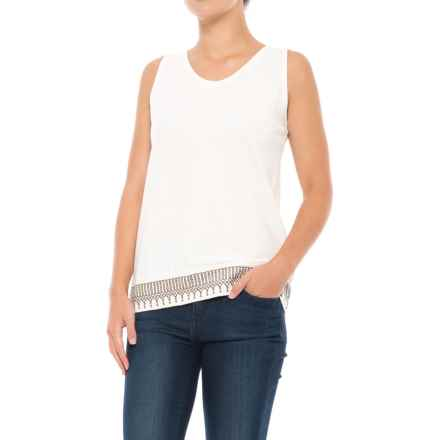 Royal Robbins Flynn Tank Top - Hemp-Organic Cotton (For Women) in Creme - Closeouts